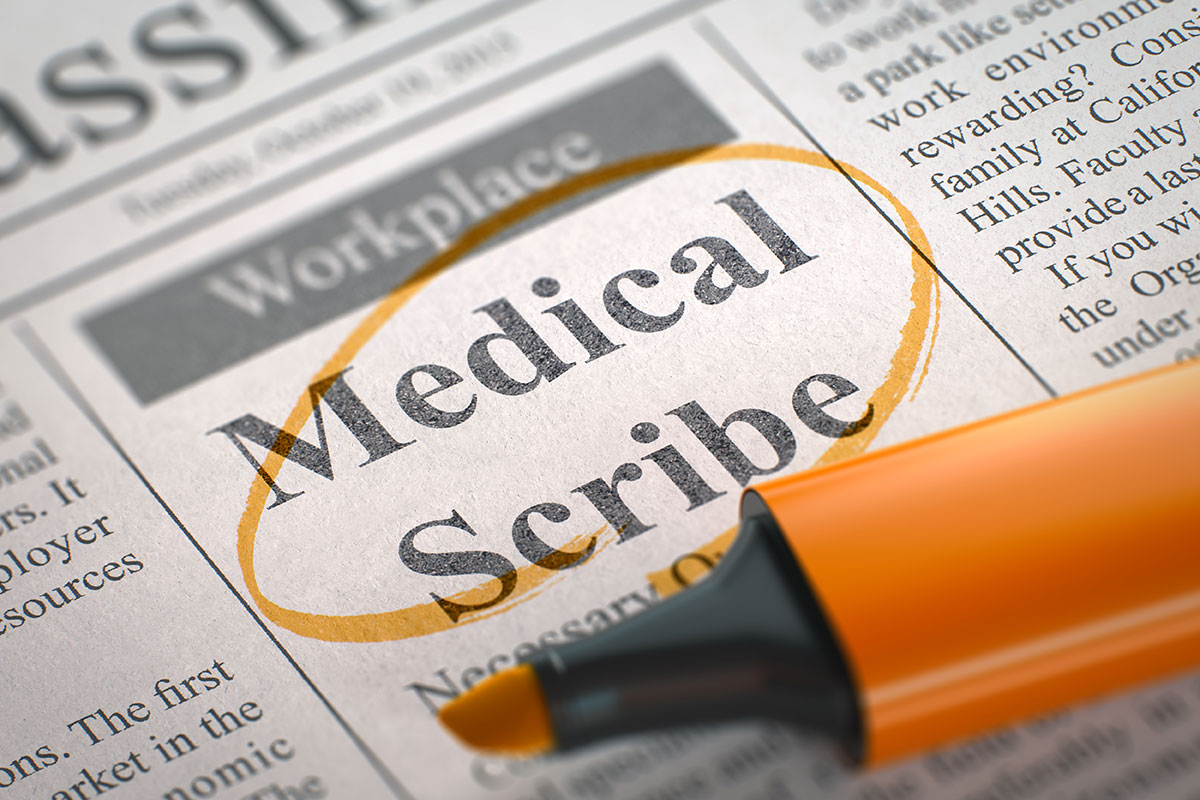Becker's Hospital Review: Can Scribes Help Improve Emergency Practice Productivity?